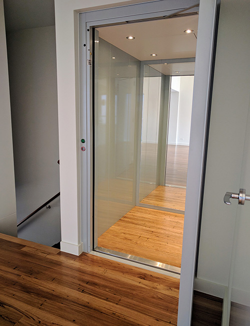 Dromana Lift Installation Project
