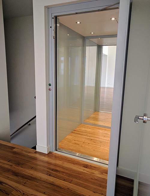 Dromana Lift Installation Project
