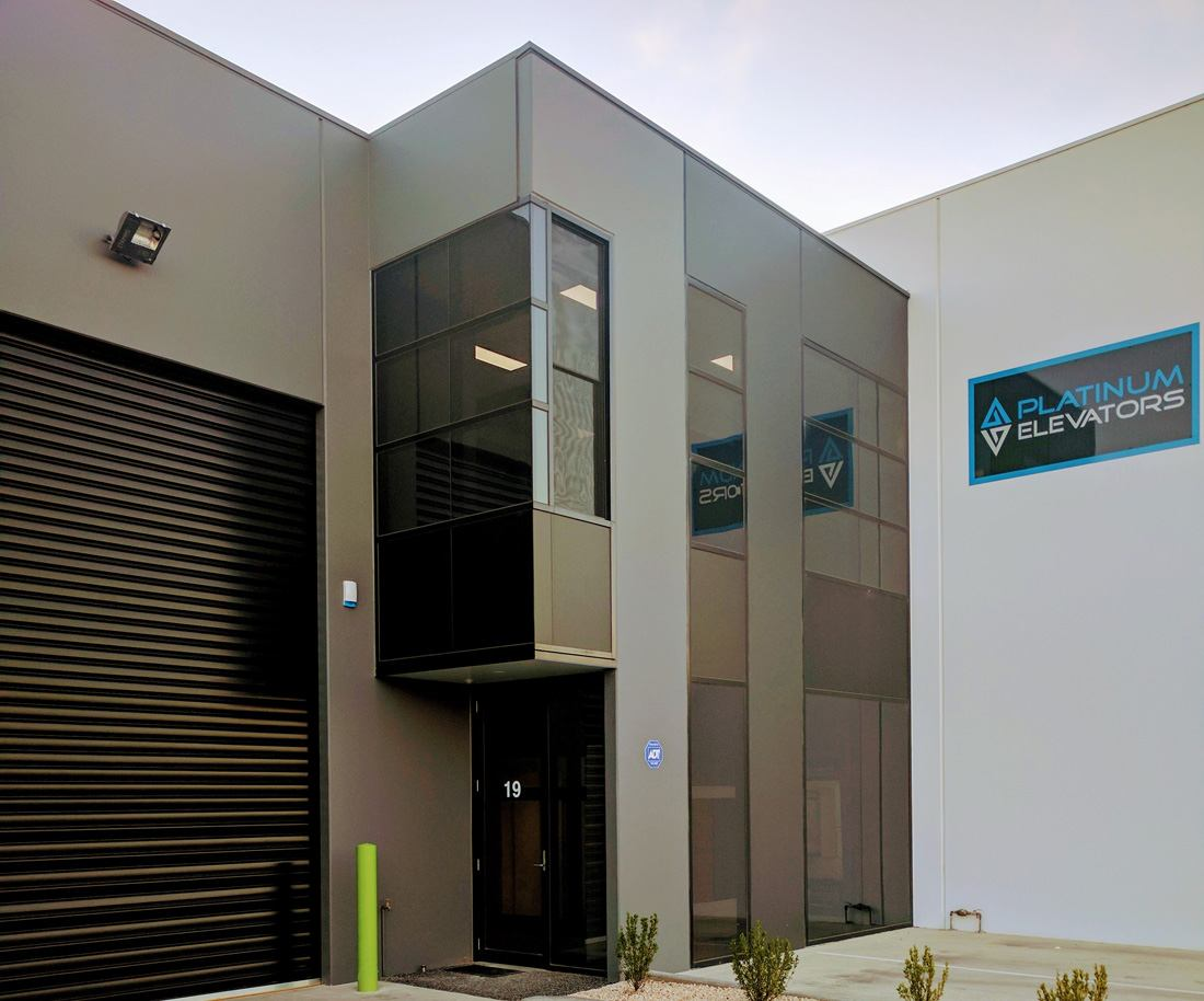 The outside of our Keysborough location
