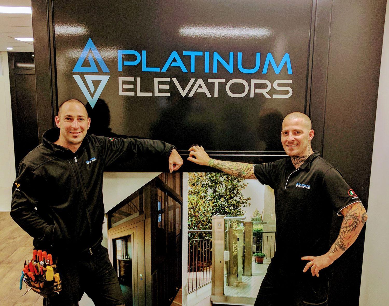 Platinum Elavators Team