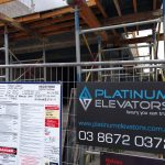 Essendon Lift Installation Project