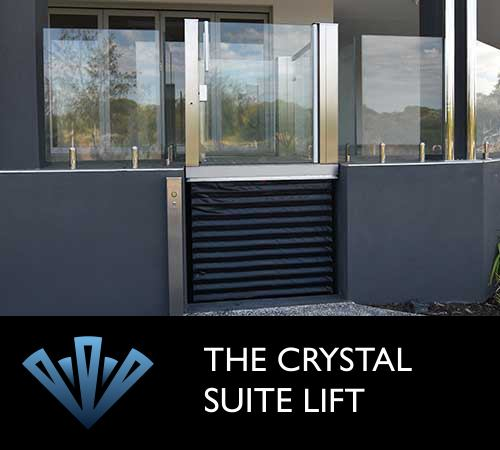 Crystal Suite Lift