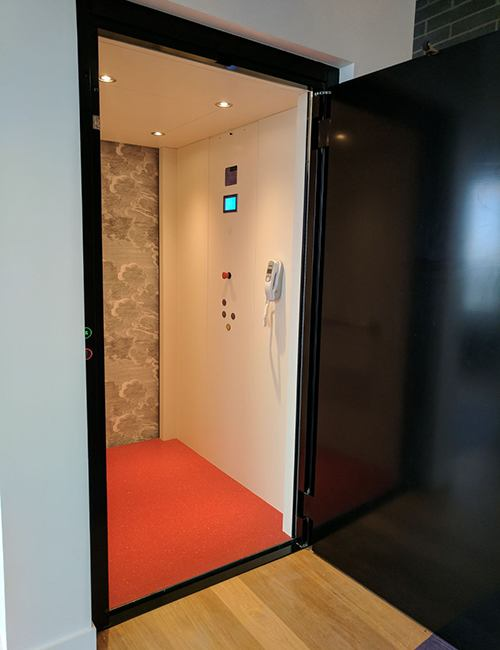 Chelsea Lift Installation Project