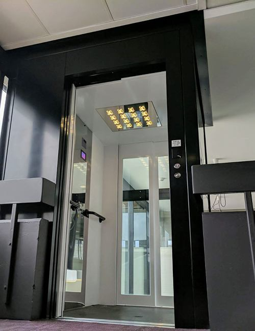 Glen Waverly Lift Installation Project