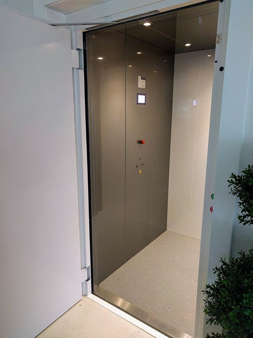 Inverloch platinum elevators melbourne lifts commerical lift 4