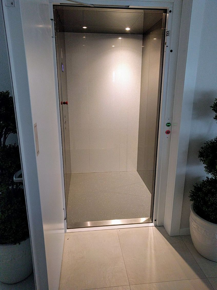 Inverloch platinum elevators melbourne lifts commerical lift