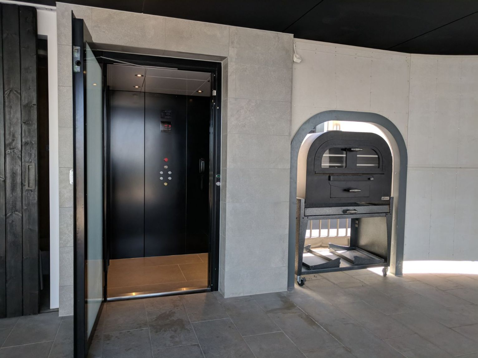 Northcote - platinum elevators residential lifts melbourne 1