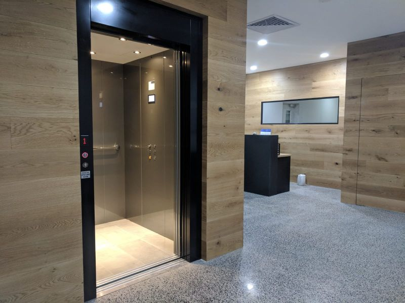 Packenham - platinum elevators melbourne lifts commerical lift 2