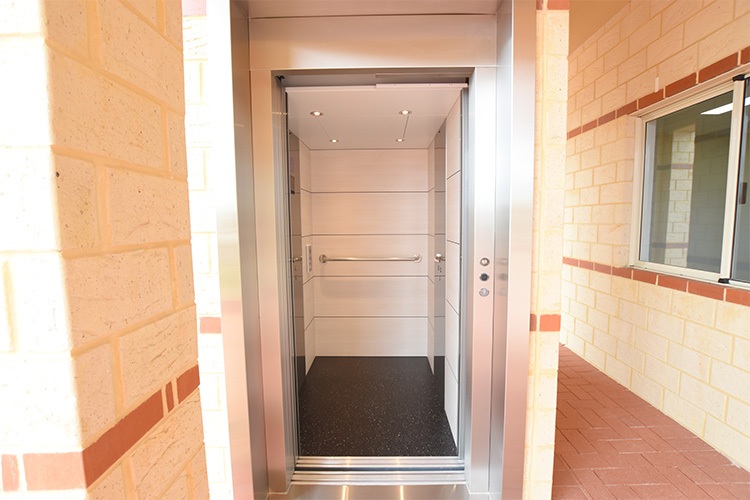 Commercial Crown Lift in Melbourne - platinum elevators 3