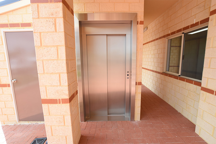 Commercial Crown Lift in Melbourne - platinum elevators 4