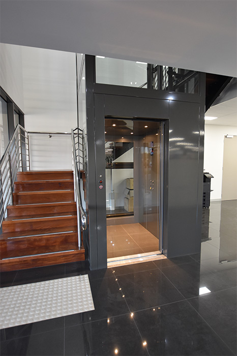 Commercial Crown Lift in Melbourne - platinum elevators 5