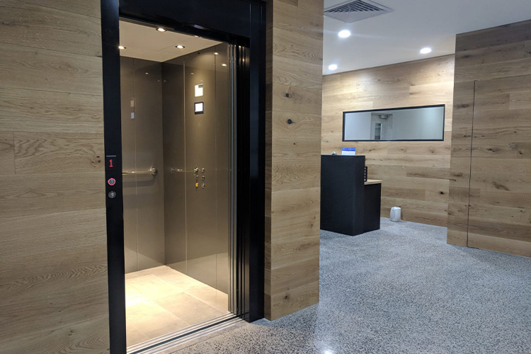 Commercial DDA Lift in Melbourne - platinum elevators 4