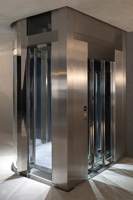 Commercial DDA Lift in Melbourne - platinum elevators 5