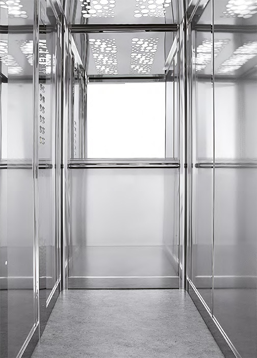 Commercial Maxi Lift in melbourne - platinum elevators melbourne 6