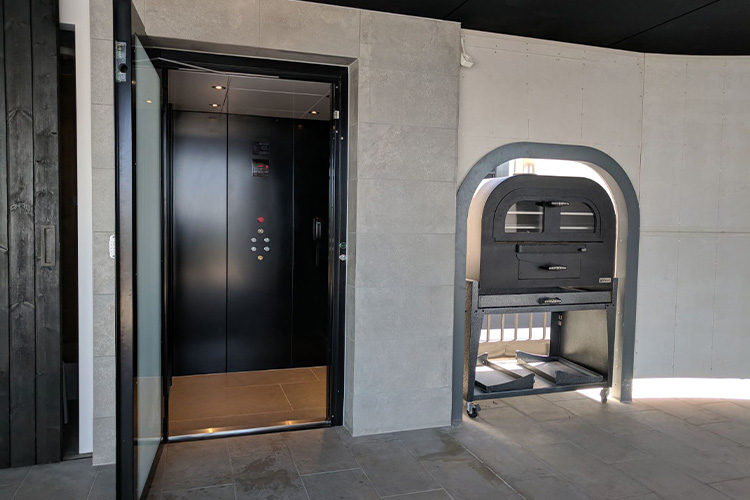 Residential Sovereign Lift in Melbourne - Platinum elevators 2