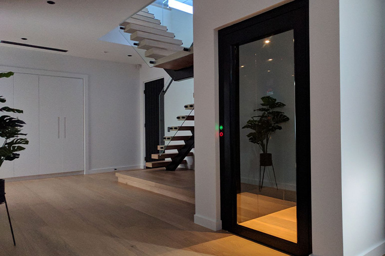 Residential Sovereign Lift in Melbourne - Platinum elevators 3