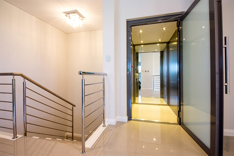Residential Sovereign Lift in Melbourne - Platinum elevators 4