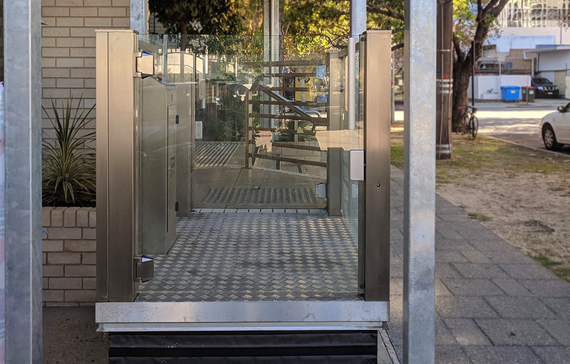 mini lift in melbourne