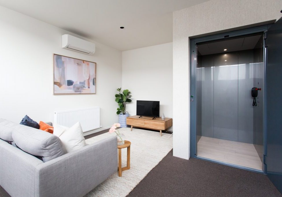 classic elevator design in melbourne - affordable home lifts - platinum elevators