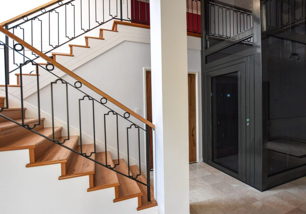 residential lift in melbourne - residential sovereign lift
