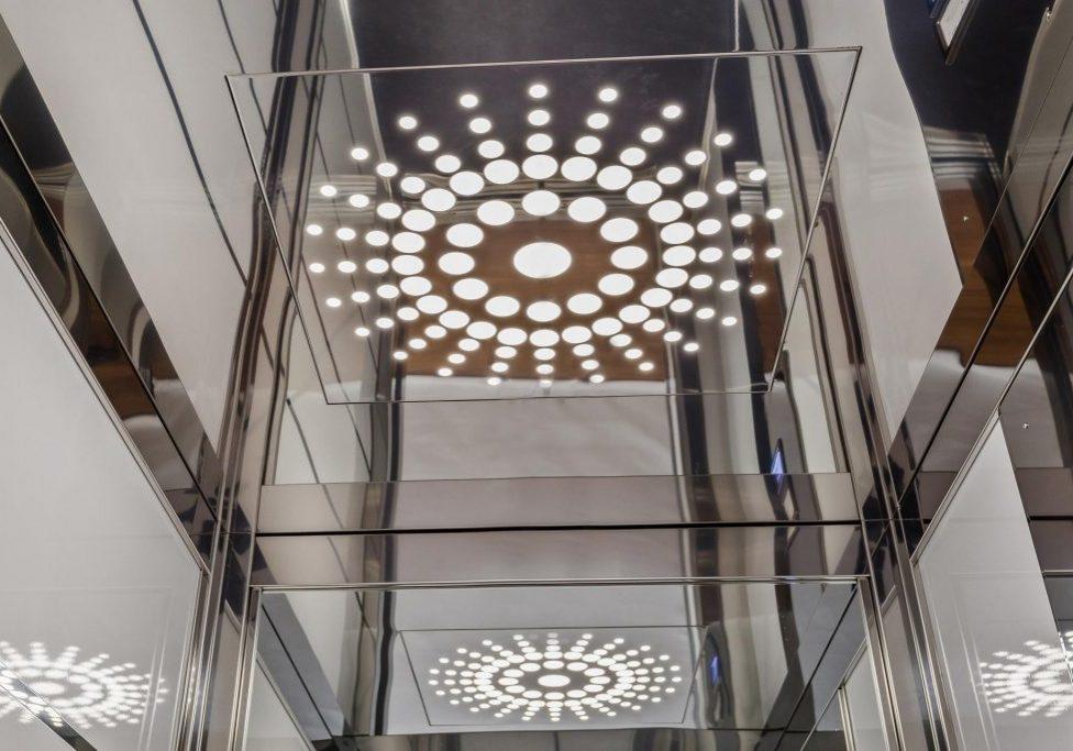 designer lighting for residential royal lift